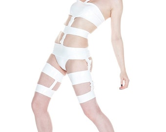 M White leeloo costume from Artifice Clothing (production sample)
