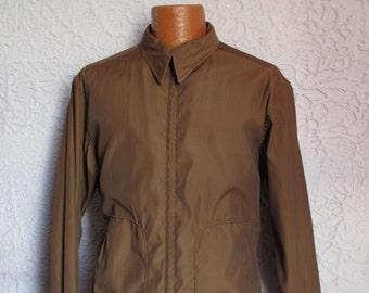 Vintage Drizzler Wind Breaker Jacket Rockabilly Classic 42