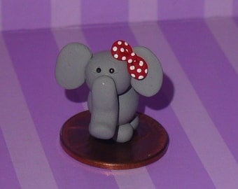 Sally Anne the Miniature Elephant