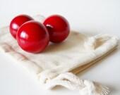 Juggling Balls, Juggling Set, Learn to Juggle, Games, Waldorf, Toys, Set of 3, Stocking Stuffer