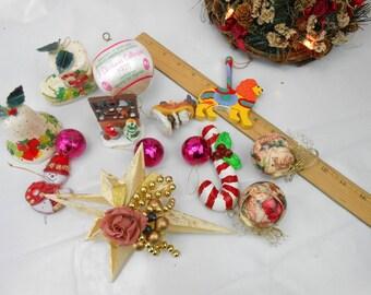 Decoupage ornament | Etsy