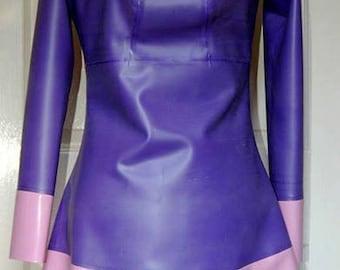 Latex Cosplay Dress, Daphne Inspired Latex Dress