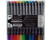 Copic atyou Spica Glitter Pens - 12 Colors - Great for Coloring Books (389277)