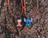 Lilo and Stitch Friendship Necklaces