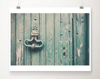 green door photograph door handle photograph french decor france photograph rustic decor architecture photograph travel photography