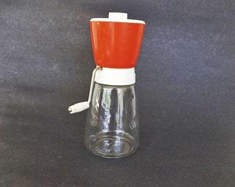 Vintage Food Chopper, Federal Housewares, Kitchenware, Cooking Utensils, Vintage Collectible, Kitchen Gadgets, Cooking Gadgets