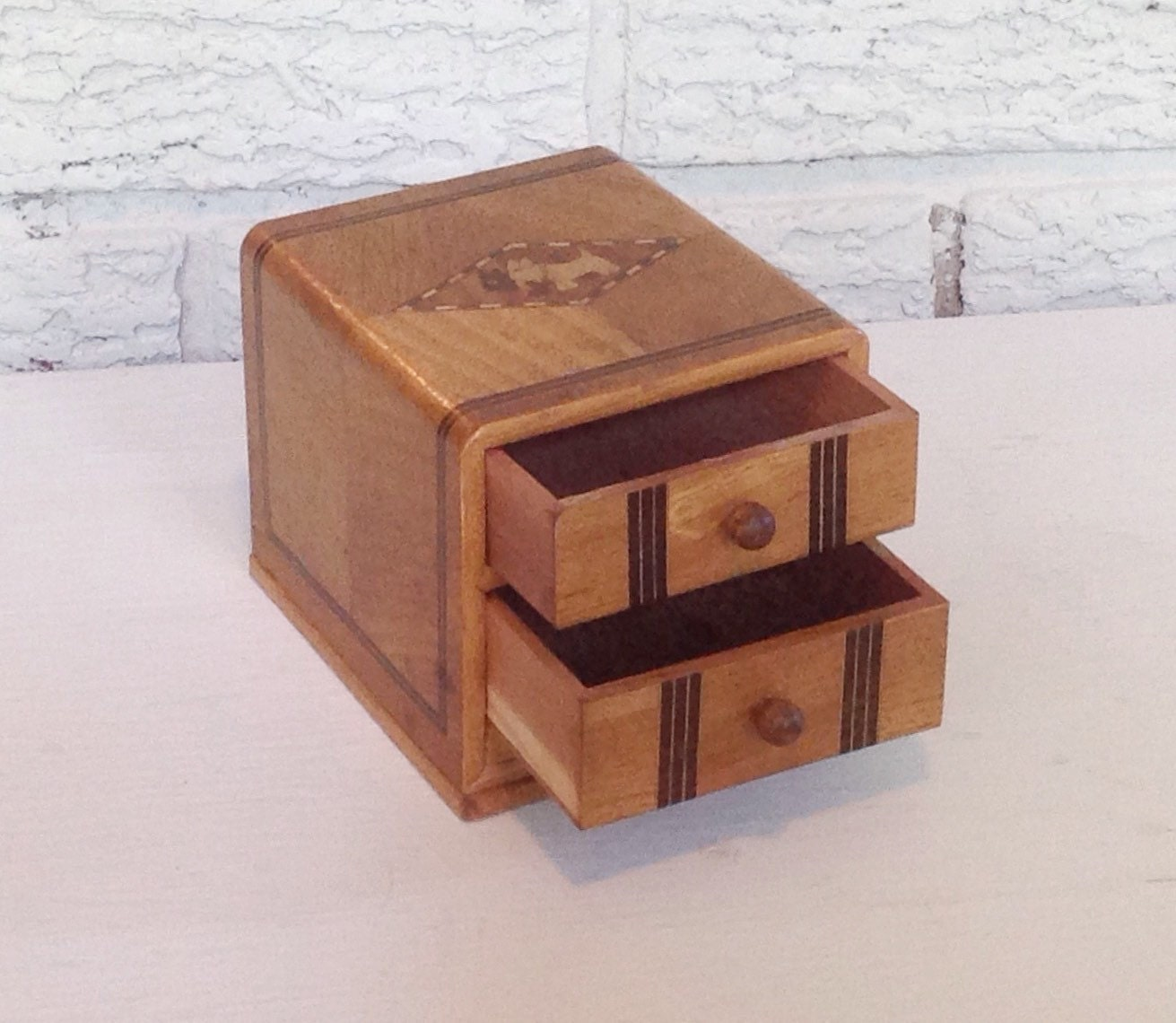 Wooden Decorative Boxes: Scotty Dog Box Decorative Wooden Box Wooden Jewelry Box