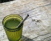 Stainless Steel Short Straw for Kids, Mugs, and Cocktails - Reusable and Eco Friendly - Lifetime Guarantee