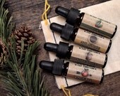 Beard Oil Sampler - Wild Man Beard Conditioner - Limited Edition Trial Size Gift Set Stocking Stuffer