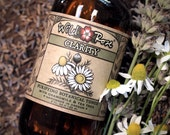 Natural Facial Toner CLARITY Purifying Botanical Astringent Chamomile & Tea Tree - 120ml // 4oz