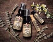 Skin Care Gift Set CLARITY - Purifying Botanical Spa Sampler Set