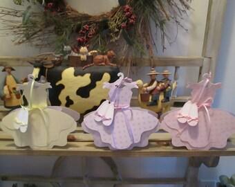Ballet Dress Favor Boxes Set of 12