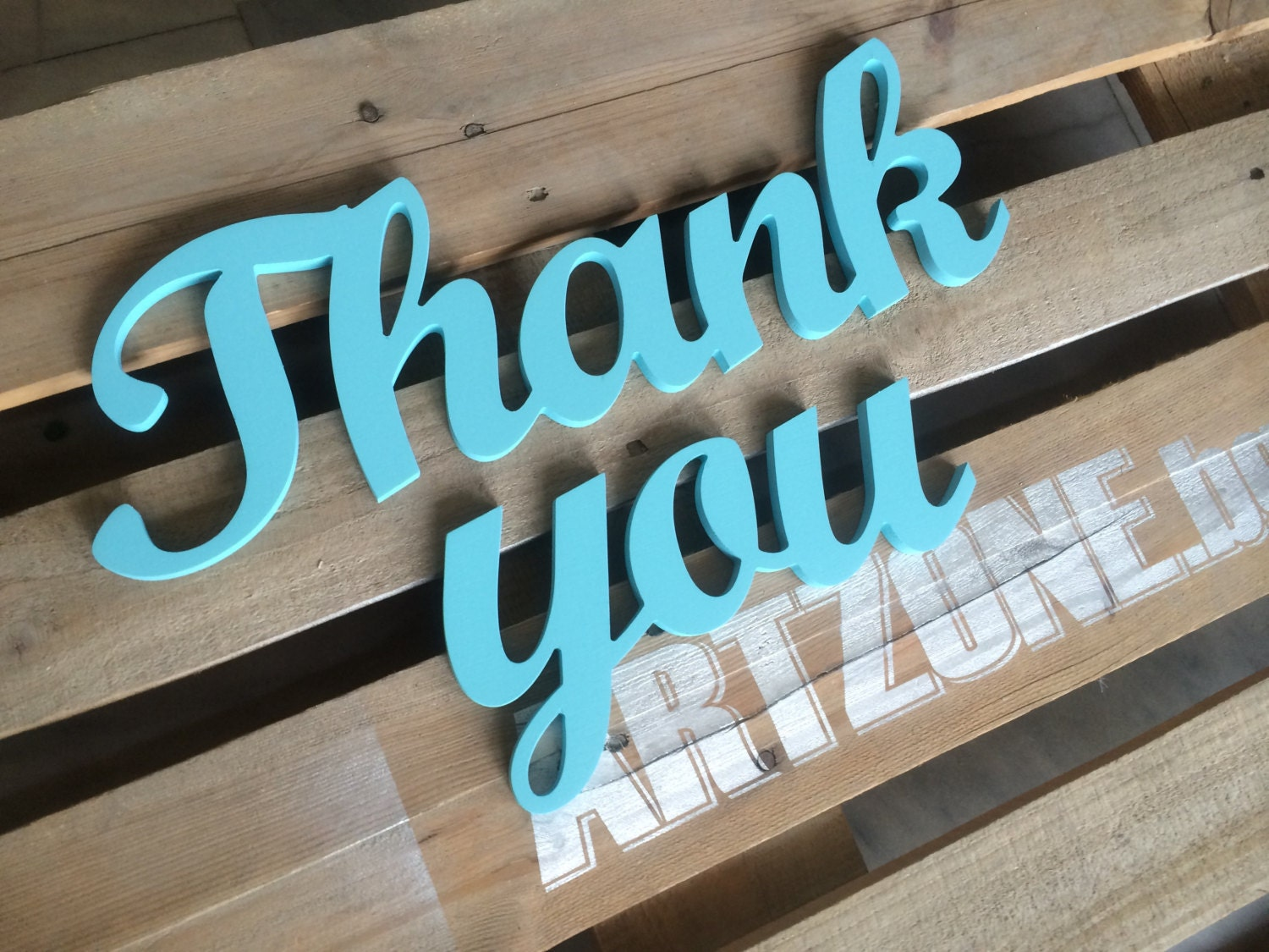 Photo Prop Gold Wedding Thank You Sign Thank You Photo Prop
