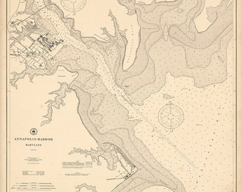 Annapolis Harbor 1906