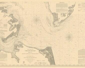 Chesapeake Bay 1863