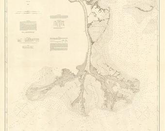 Mississippi River 1874