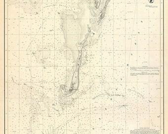 Monomoy Shoals 1856