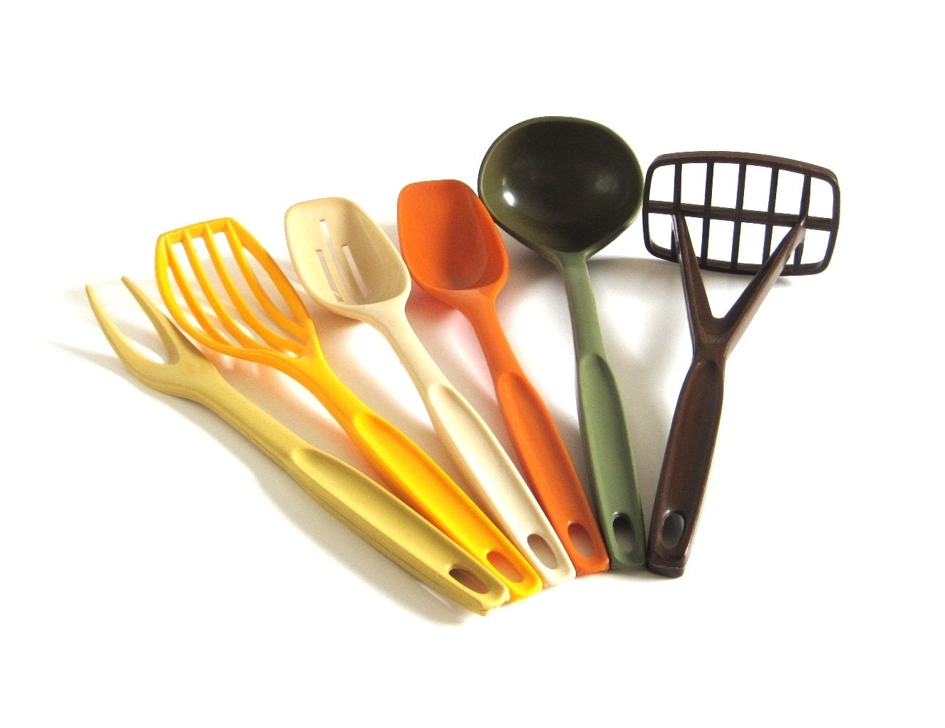 Nylon Plastic Foley Kitchen Utensils Set Ladle By .