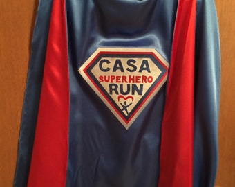 ADULT HERO CAPES Personalized at your request