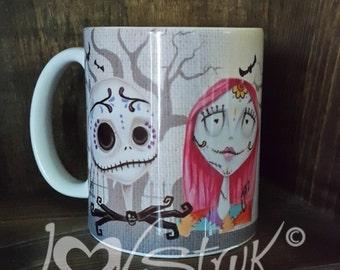 Jack & Sally Mug
