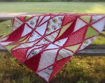 Christmas Argyle Quilt Pattern