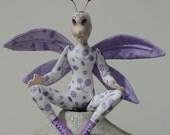Fairy Art Doll, OOAK Alalia