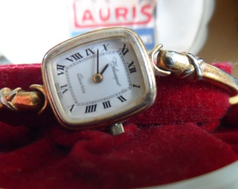 Watch, Vintage, 1950s, Gold plated