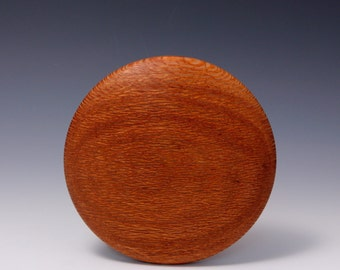 "A  5"" Lacewood Round Wooden Rib for Throwing Perfect Bowls Re-design (© Copy right #TXu 1-961-453) by Hsinchuen Lin 林新春"