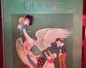 Mother Goose Nursery Rhymes Book 1915 Volland Popular Edition Illustrations by Frederick Richardson