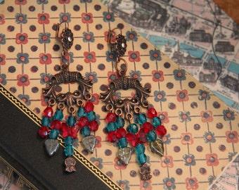 Butterfly Queen Earrings