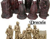 Dracula LATEX CHESS MOULDS/Molds (14)