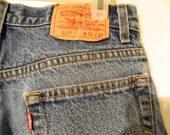 Vintage Levi Jeans 517 Boot Cut W31 L32 Faded Jeans Vintage Clothing 1980s Levis