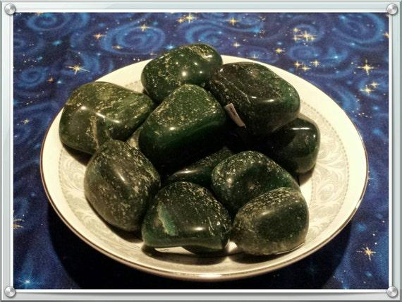 Dark Green Aventurine