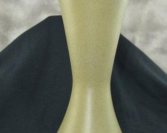 McCoy Floraline Green Vase 400 USA
