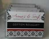 Cotton Bouquet Soy Wax Melts