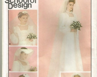 Butterick 3697 Bridal Veils,Fabric Flowers, Trim Parsons School of Design
