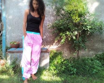 Vintag pantalon 80s, vintage style, retrò style,size S M, WOMAN