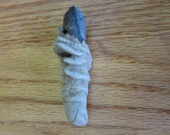 Natural Driftwood Focal Pendant Bead Handcrafted One of a Kind Original Jewelry Supply