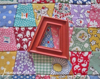 THIMBLE (S) Quilt Stamp (only rubber)