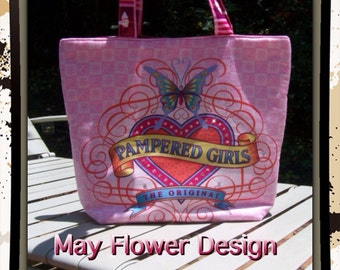 Pampered Girl Purse