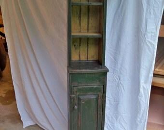 Stepback Chimney Cupboard