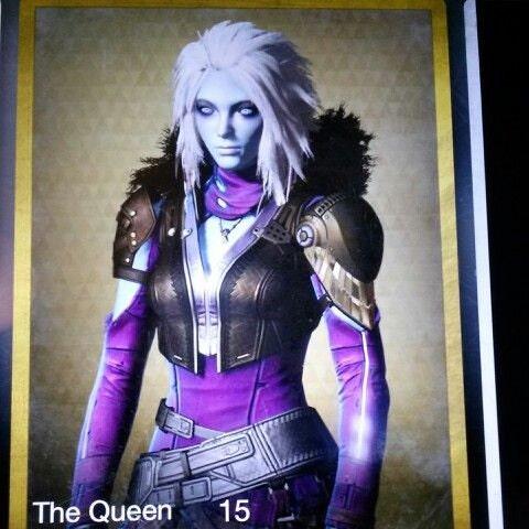 Destiny Queen's Wrath event guide - Gosu Noob