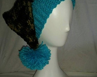 Santa hat camo and turquoise, ask about special orders,
