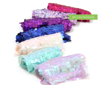 """Confetti Table Runners Sequins 12"""" x 108"""" by We Can Package"""
