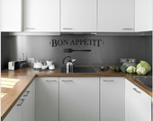 Bon Appetit Decal- Kitchen Decal