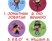 JOJO'S BIZARRE ADVENTURE - Choose One! - Phantom Blood