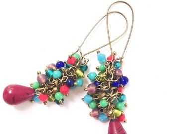 Cha Cha Fall Earrings