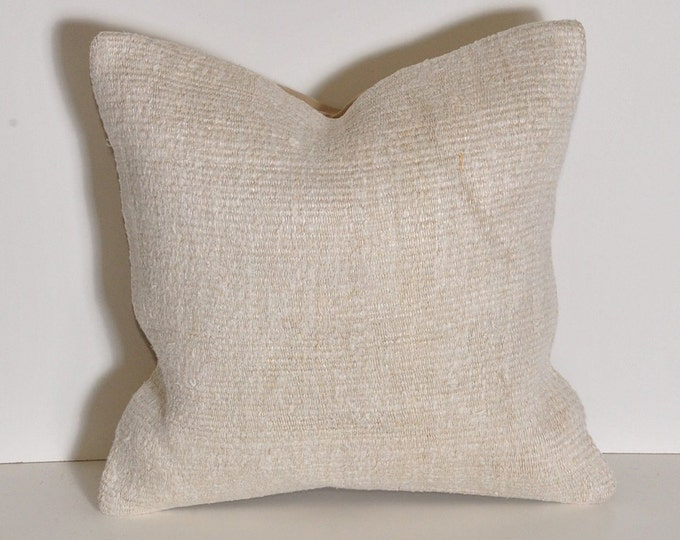 Bohemian Pillow, Turkish Pillow, Kilim pillow cover, skp6-00, Kilim Pillow, Kilim Cushions, Kilim, Moroccan Pillow, Turkish Kilim