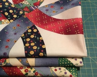 Size Q Quilter Cotton Fabric Selection By Fabri-Quilt