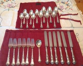 RARE A.&C. Feldenheimer Sterling Silver Service for Six c. 1909